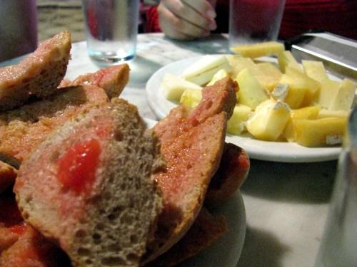 אוכל בברצלונה