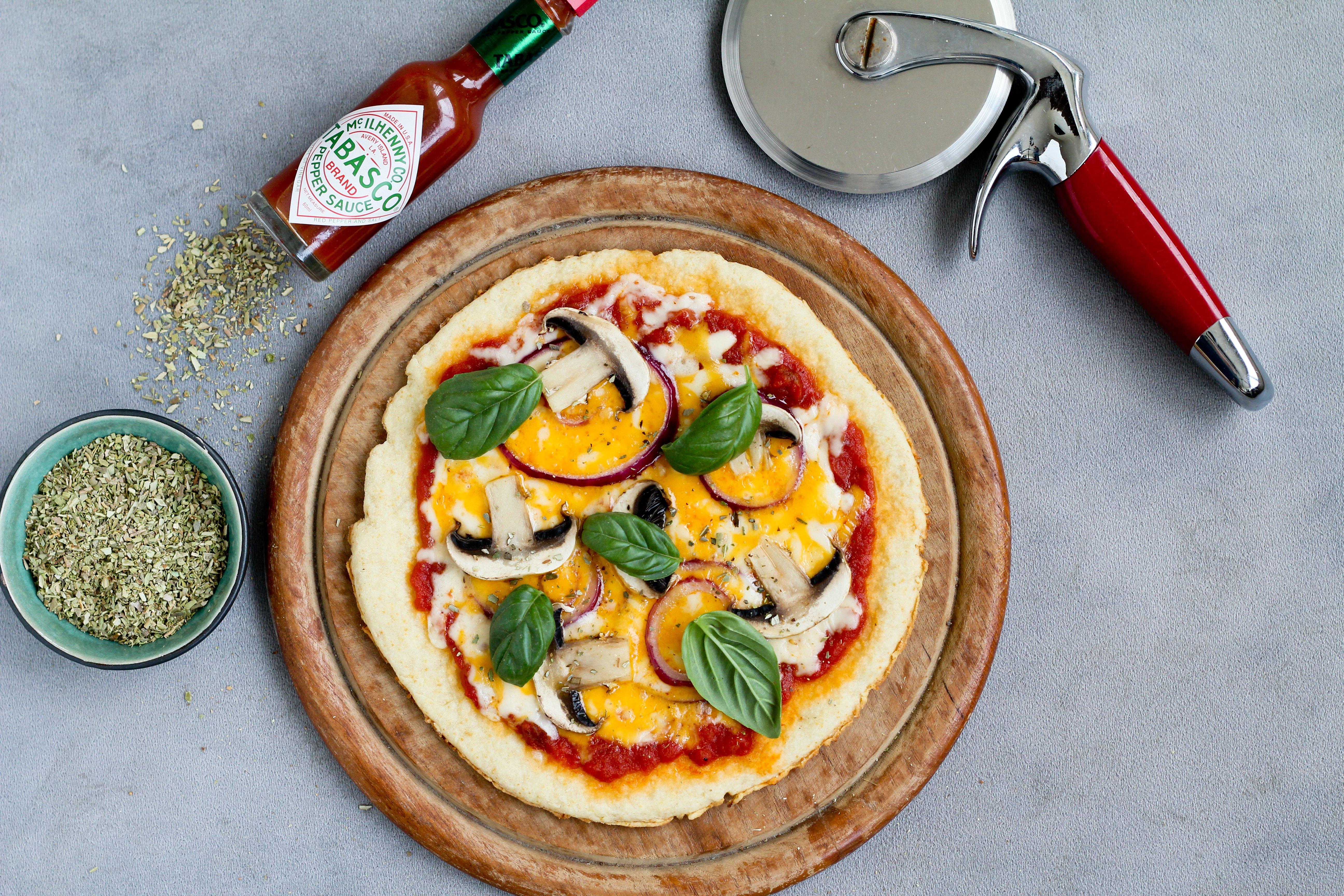 פיצה ללא התפחה