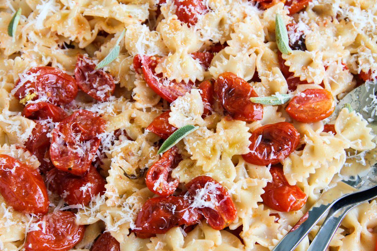 עגבניות צלויות