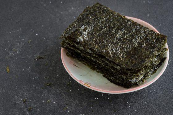 חטיפי אצות ביתיים